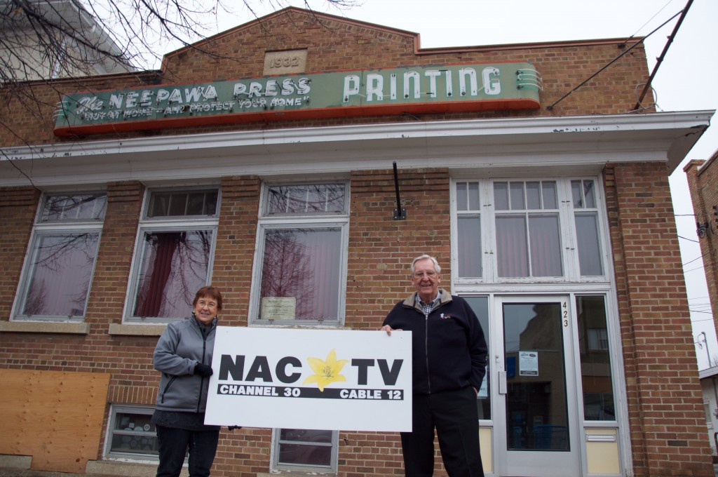 NACTV at Dunlop Building